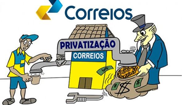 charge-privatização_correios