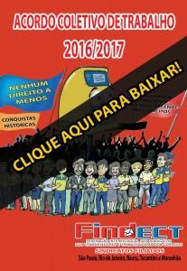 Acordo Coletivo 2016/2017