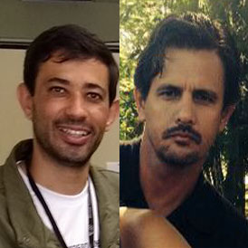 Douglas Melo e Ruam Carlos