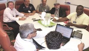 Sindicatos Unificados vão à Brasília discutir a PLR 2013