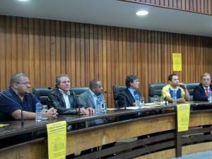 FINDECT e Sindicatos: audiência sobre segurança