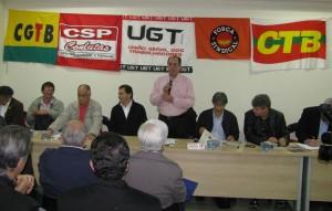 Centrais sindicais realizam paralisações no dia 11 de Julho