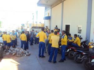 Tocantins e Rondônia realizam paralisações