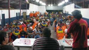 SINTECT-SP realiza assembleia em São Paulo