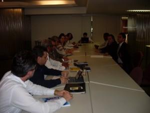 FINDECT e ECT realizam 2ª reunião