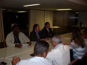 1ª reunião de negociações acontece em Brasília