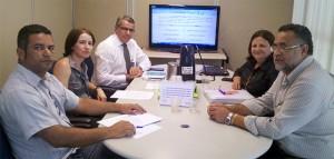 Em reunião, FINDECT debate Lei Maria do Rosário