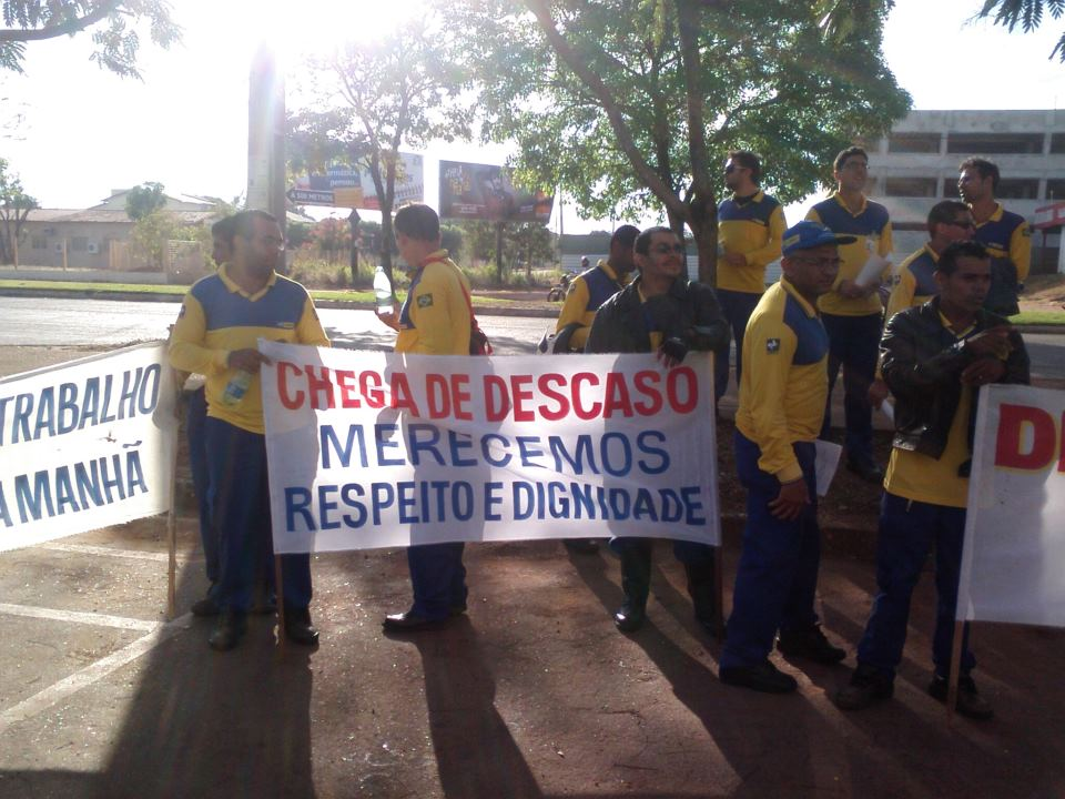 Tocantins aprova a proposta e greve chega ao final