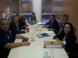 FINDECT se reúne com MPT e debate PLR