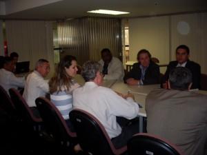 FINDECT participa de mais uma audiência sobre PLR