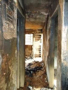 Casa de companheiro é incendiada em Igaraçú do Tietê (SP)