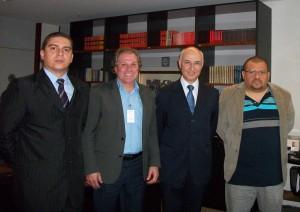 Audiência com o Vice-Presidente do TST para tratar da PLR foi fruto da paralisação do dia 25/06