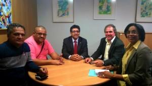 FINDECT esteve em Brasília para cobrar agilidade na implantação do Vale-Cultura