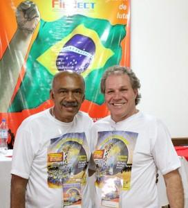 Melhoras ao Companheiro Renato de Almeida Melo, SINTECT-RN