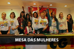 IV Congresso FINDECT – Mesa das Mulheres