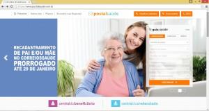 Atenção ao recadastramento de Pai e/ou mãe dependente na Postal Saúde – Prazo prorrogado até 29/janeiro