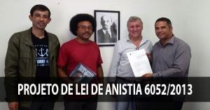 Diretores da FINDECT e SINTECT/SP participam de reunião no gabinete do Deputado Federal Orlando Silva