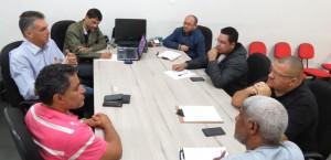 SINTECT/SP se reúne com Guilherme Campos e exige nenhum direito a menos