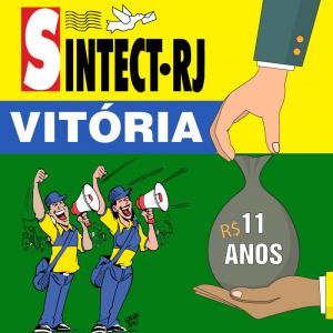 Sintect-RJ – TRT condena ECT a igualar salários e pagar retroativo dos últimos 11 anos