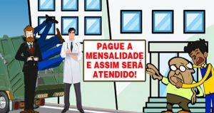 Luta em defesa da Assistência Médica (cláusula 28)