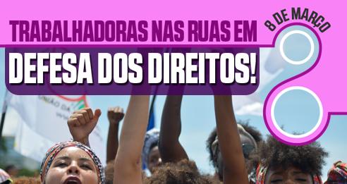 Dia internacional da mulher / Março, mês da mulher