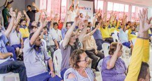 BRU – Em assembleia, Trabalhadores Ecetistas de Bauru, e região, aprovam greve a partir do dia 12 (segunda-feira)