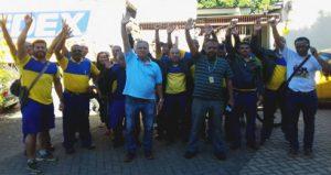 Falta de atuação dos Correios leva Trabalhadores de Resende ao 22º dia de greve