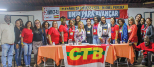 Plenária Estadual da FINDECT/CTB-RJ: Unir para avançar