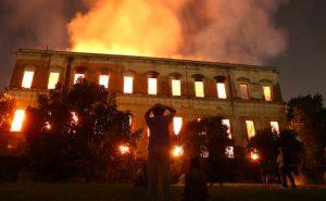 Incêndio no Museu Nacional, uma tragédia anunciada