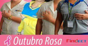 Campanha internacional de conscientização e combate ao câncer de mama atinge milhares de mulheres ao redor do mundo.
