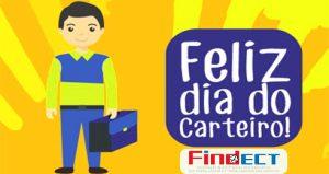 25 de janeiro: Homenagem da FINDECT aos Carteiros de todo o Brasil