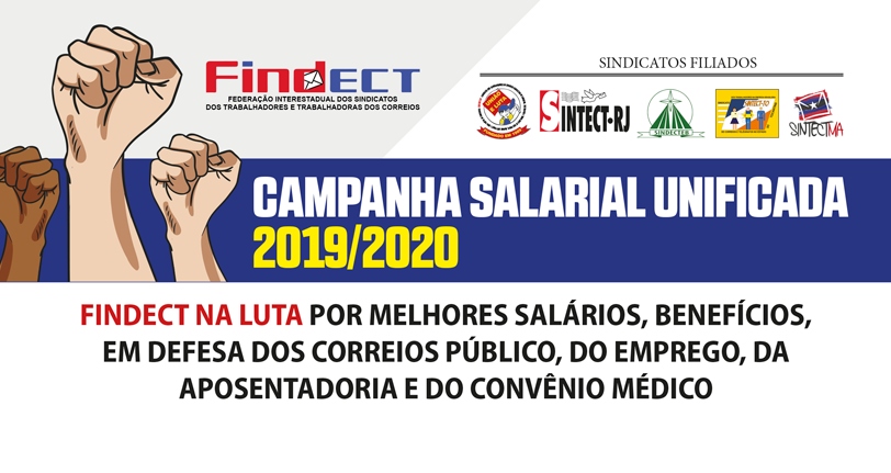 Informativo Especial FINDECT – Campanha Salarial 2019 – Informe-se
