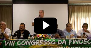 TV FINDECT – Congresso da FINDECT dá pontapé inicial à Campanha Salarial 2019 e dos desafios da categoria
