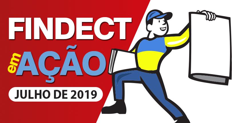 Jornal da Findect | Julho de 2019 – Campanha Salarial Unificada 2019/2020