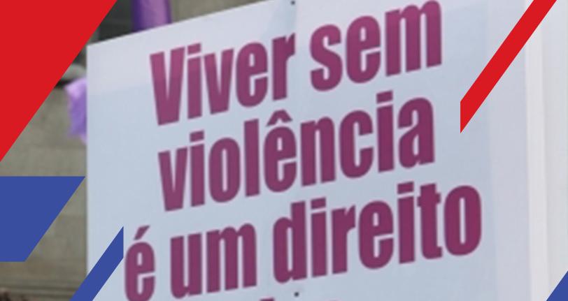 Todo apoio ao AGOSTO LILÁS, mês de conscientização pelo fim da violência contra a mulher