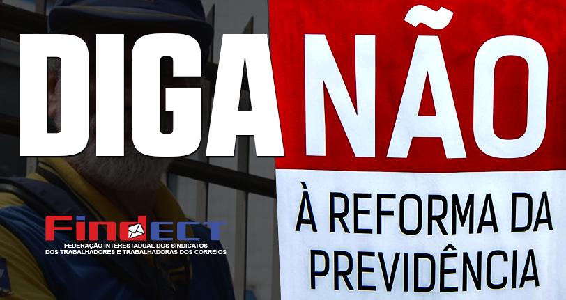 Luta contra a reforma da Previdência terá atos no dia 13 de agosto