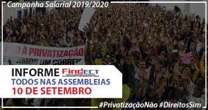 Informe Negociações Coletivas 2019 – Todos nas assembleia dia 10