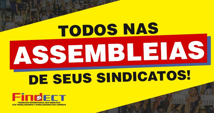 Governo e ECT não deixaram alternativa, a não ser a luta!