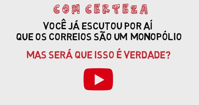 Lançamento de vídeo da FINDECT reforça campanha contra privatização dos Correios