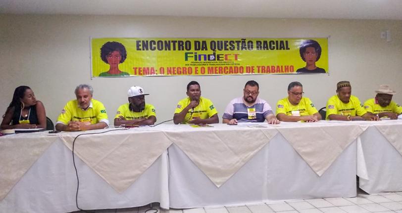 FINDECT REALIZA ENCONTRO DA QUESTÃO RACIAL NESTE FIM DE SEMANA EM SÃO LUÍS (MA)