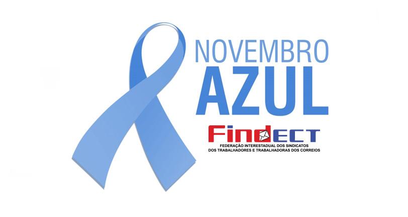 Novembro Azul: FINDECT chama a atenção para o cuidado do homem com a próstata e a saúde