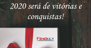 A FINDECT vem desejar a todos trabalhadores (as) um Feliz Natal e um próspero ano novo, repleto de muitas conquistas.