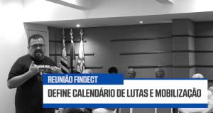 Vídeo – FINDECT define calendário de lutas!