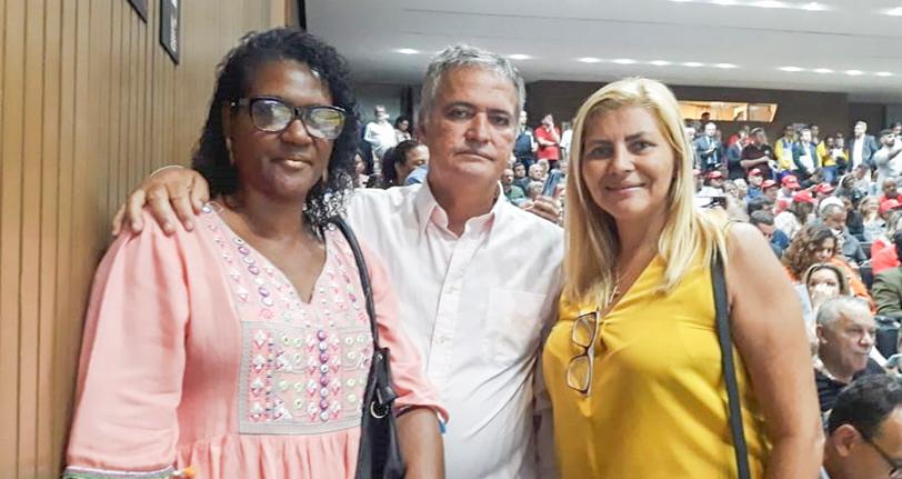FINDECT participa de ato pela valorização do Serviço Público e das Estatais