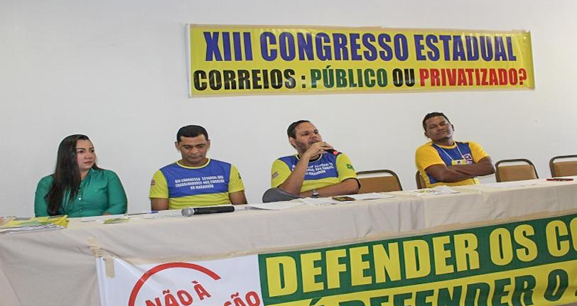 Sintect-MA realiza XIII Congresso Estadual da Categoria em São Luís