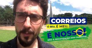 Virologista da UFMG sobre Correios na pandemia do Covid-19