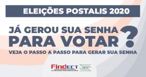 Eleições Postalis 2020 – Atenção Trabalhadores e participantes!