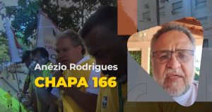 Vídeo – Eleições Postalis 2020: Anézio Rodrigues, Chapa 166 concorre ao Conselho Fiscal