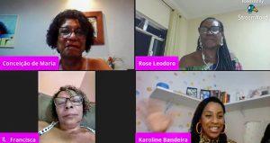 Celebração do dia da Mulher Negra, Latino Americana e Caribenha