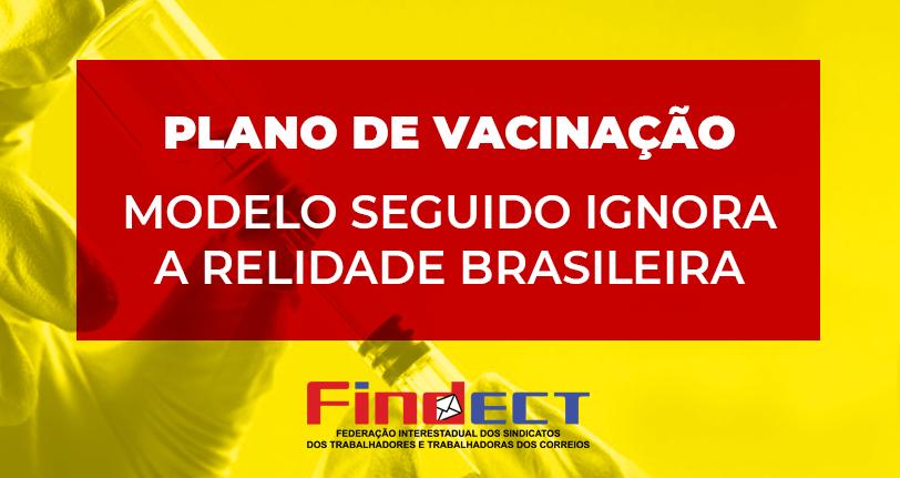 """Plano de vacinação """"copiado"""" da Europa e EUA ignora desigualdade brasileira"""